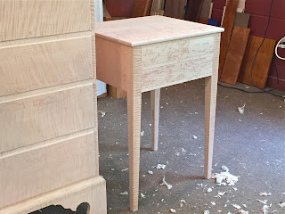 Handmade Chest and Nightstands