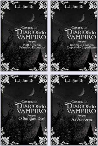 Diarios Do Vampiro Livros Pdf