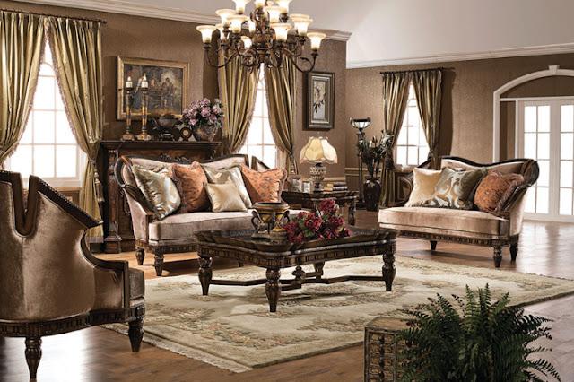 décoration style victorien