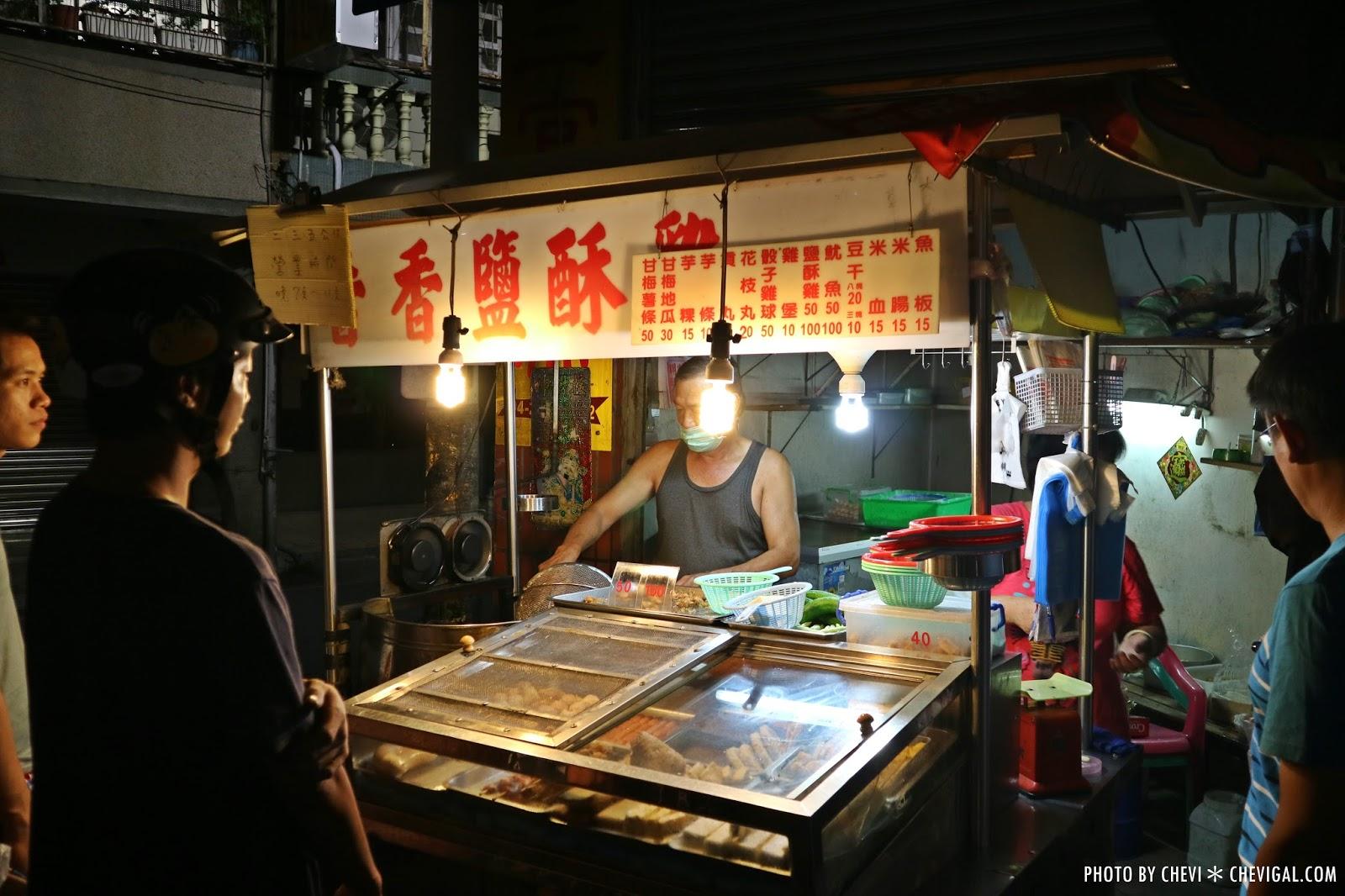 IMG 0502 - 台中烏日│香香鹽酥雞。飄香二十年的好滋味。一週只開四天別撲空囉