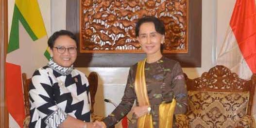 Gagal Dipolmasi, Permintaan Indonesia, Cuma 1 Yang Dikabulkan Myanmar