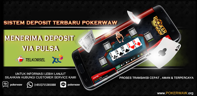 Bandar Poker Online POKERWAW