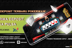 POKERWAW Bandar Poker Terpercaya Di Indonesia - Link Alternatif POKERWAW