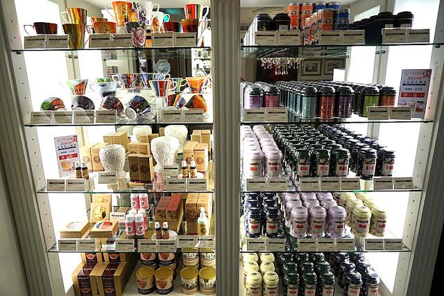 DSC01011 - 熱血採訪│古典玫瑰園台中大遠百店,悠閒下午茶時光,藏匿在百貨公司私密專櫃之中
