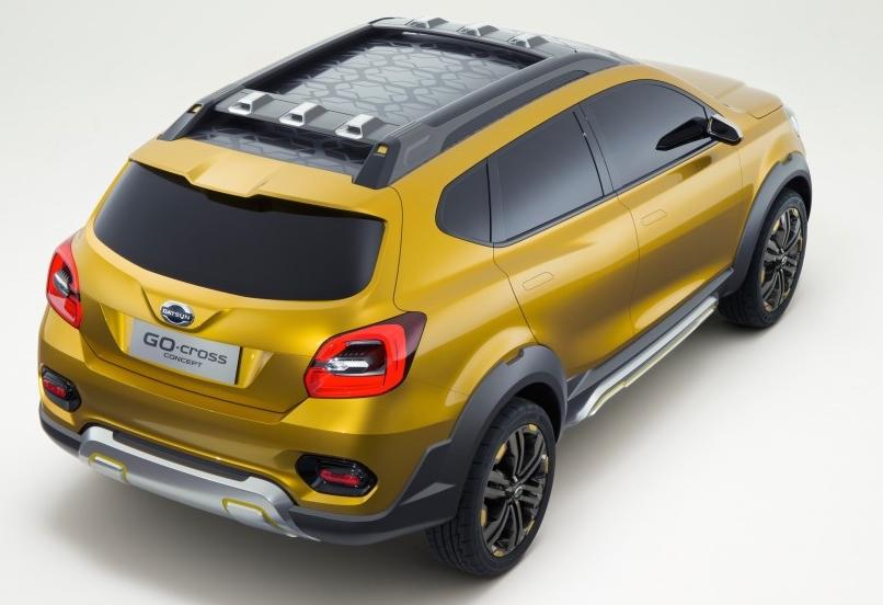 Harga Datsun Go Cross - Promo Kredit DP Ringan dan Spesifikasi