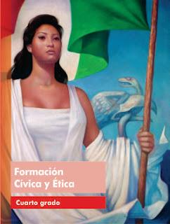 Libro de Texto Formación Cívica y Ética Cuarto Grado Ciclo Escolar 2015-2016