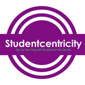 Podcast for educators Student Centricity