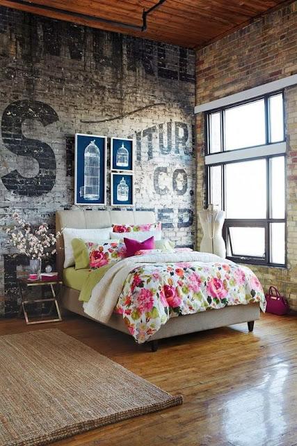 roupa de cama floral