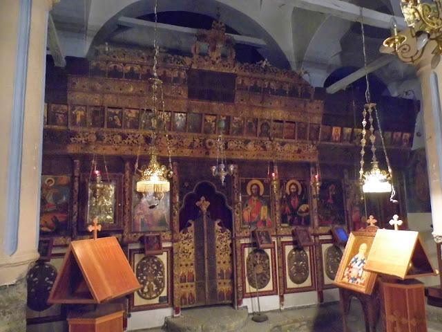 Το ιστορικό μοναστήρι της Αγίας Αικατερίνης στους Καταρράκτες Τζουμέρκων Άρτας [pics + βίντεο]