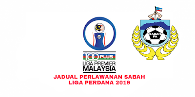 Jadual Perlawanan Sabah FA Liga Perdana 2019