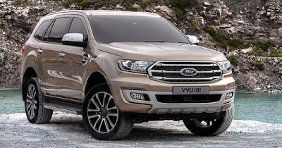 Thailand Launches 2019 Ford Everest with Raptor Power ...