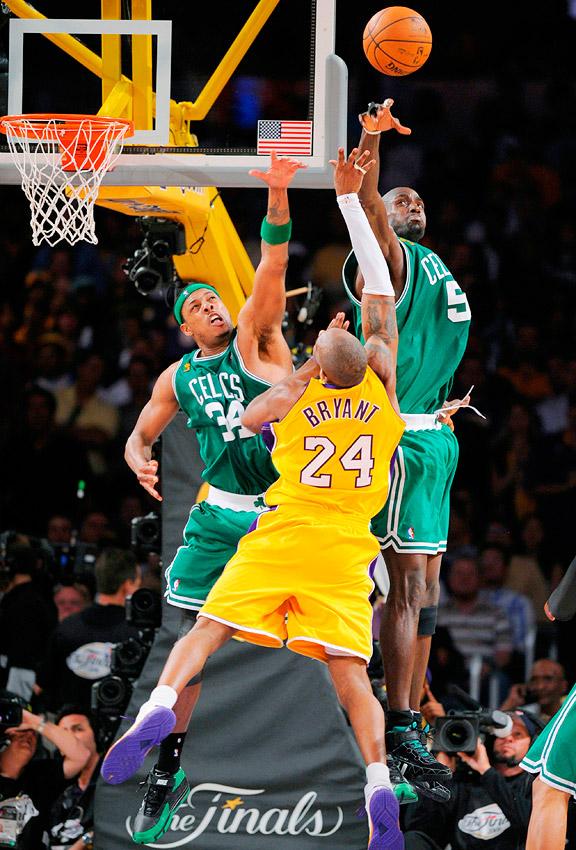 This Day in Celtics History: Lakers choke, Celtics grab ...