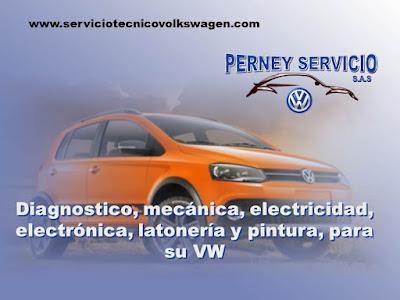 Servicio Escaner Volkswagen
