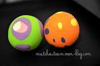 fabriquer balle de jonglage
