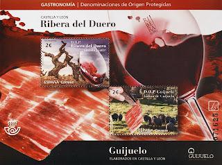 RIBERA DEL DUERO Y GUIJUELO