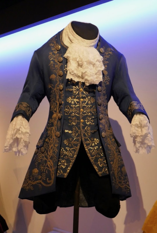 Dan Stevens Beauty and the Beast film costume