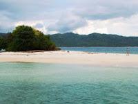 Gili Kedis, Pulau Mungil Nan Indah Di Lombok