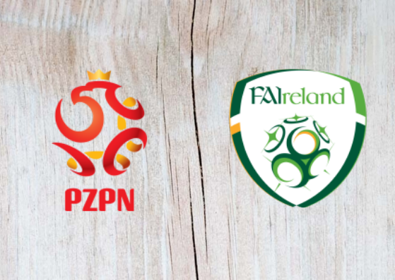 Poland vs Ireland Full Match & Highlights 11 September 2018