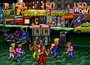The combatribes+arcade+game+portable+retro+beat'em up+videojuego+descargar gratis