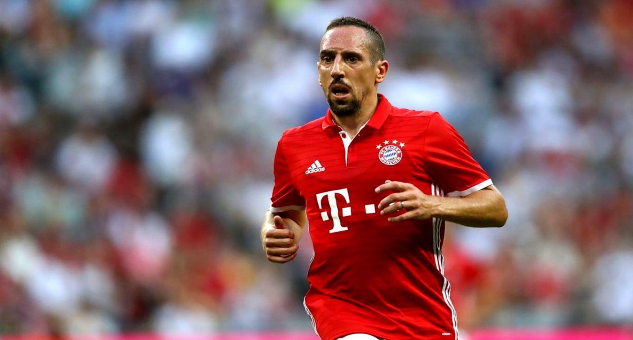 Ribery Mau Latih Bayern pada Masa Mendatang
