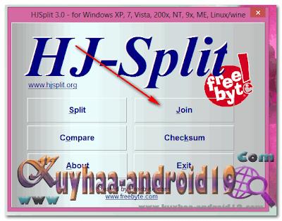 HJSPLIT FINAL FREE FOR WINDOWS