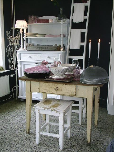 lilablu brocante buiten is binnen draussen nach drinnen holen. Black Bedroom Furniture Sets. Home Design Ideas