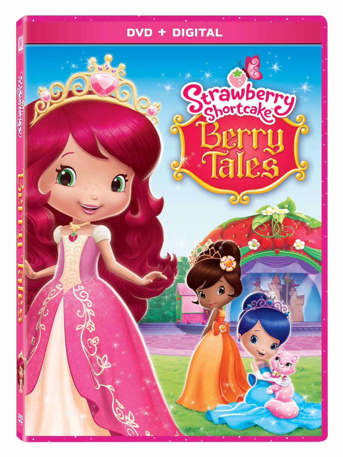 Susan S Disney Family Strawberry Shortcake Berry Tales Comes To