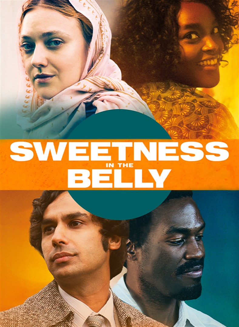 Sweetness In The Belly (2020) English 300MB WEBRip 480p