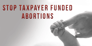 Taxpayer Funded Abortions