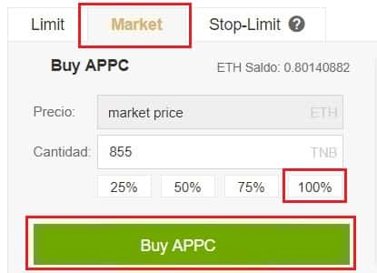 AppCoins (APPC) Coin Guía Español Paso a Paso