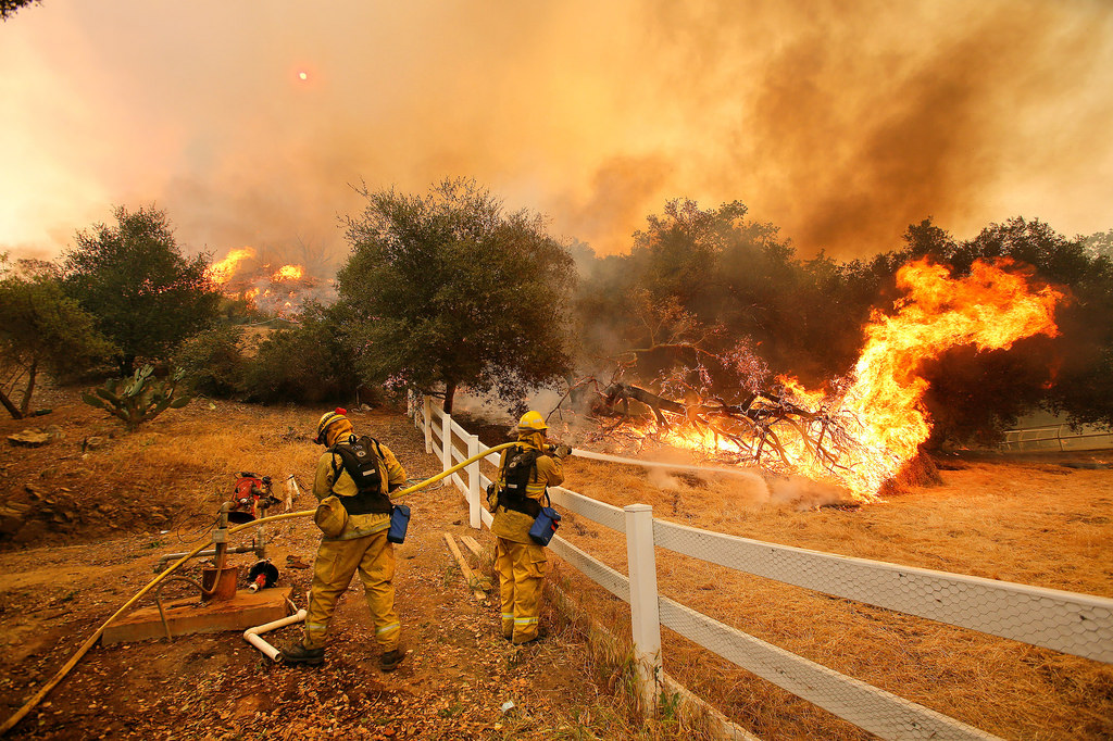 Cliff Mass Weather and Climate Blog: California Wildfires: Is Global