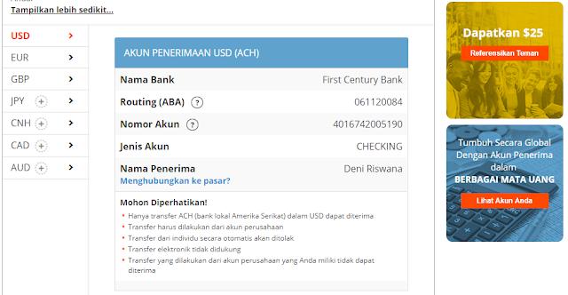 Cara Transfer Uang dari Paypal ke Payoneer Terbaru - Riswan.net