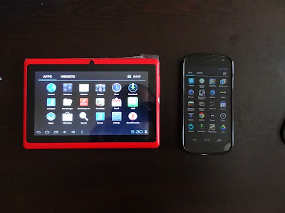 MID-756 Galaxy Nexus
