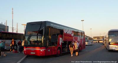 PolskiBus: Van Hool TD921 #P005