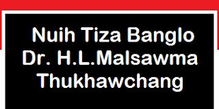 Dr. H.L.Malsawma Thukhawchang