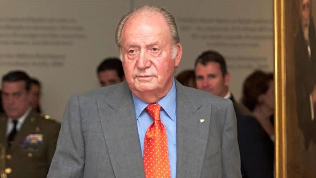 """Podemos quiere que se investigue a Juan Carlos por """"corrupción"""""""