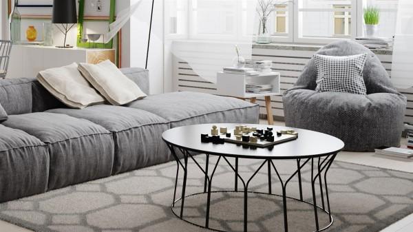 Những cách cần biết khi bố trí nội thất cho căn hộ có diện tích nhỏ