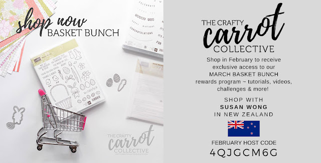 Shop Basket Bunch - The Crafty Carrot Collective