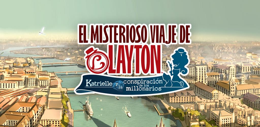 Layton: Katrielle y la conspiración de los millonarios llegará el 20 de julio
