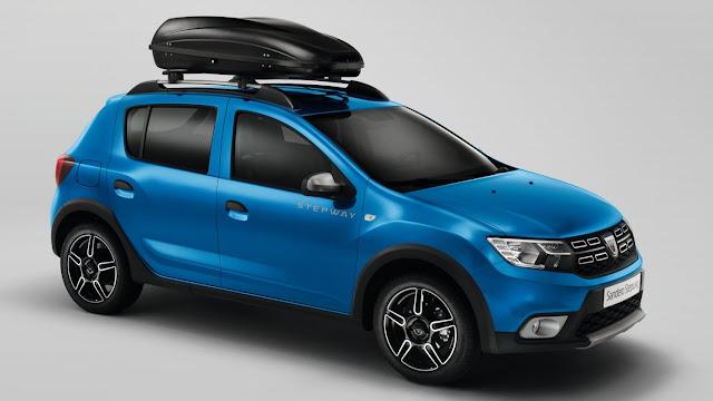 Dacia Yeni Sandero Stepway Otomatik