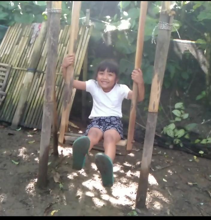 Ayun Ayunan Permainan Tradisional Anak Anak Bali I Wayan Wija Negara