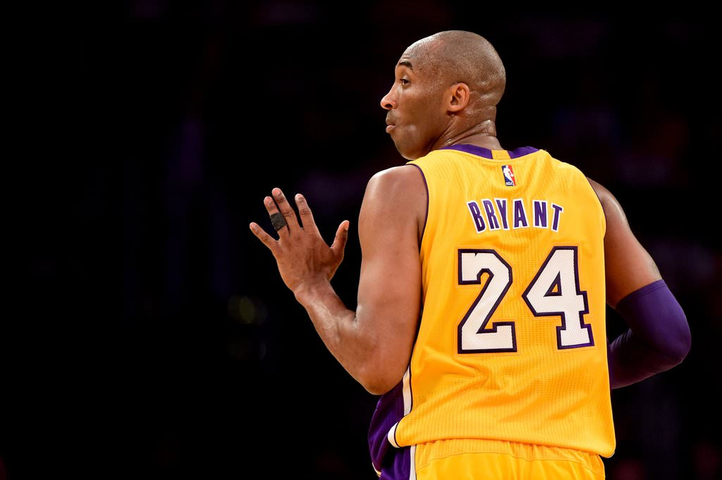 Kobe Bryant last NBA game - 40 points