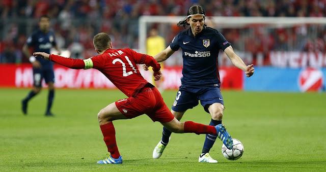 Bayern Munich vs Atletico Madrid