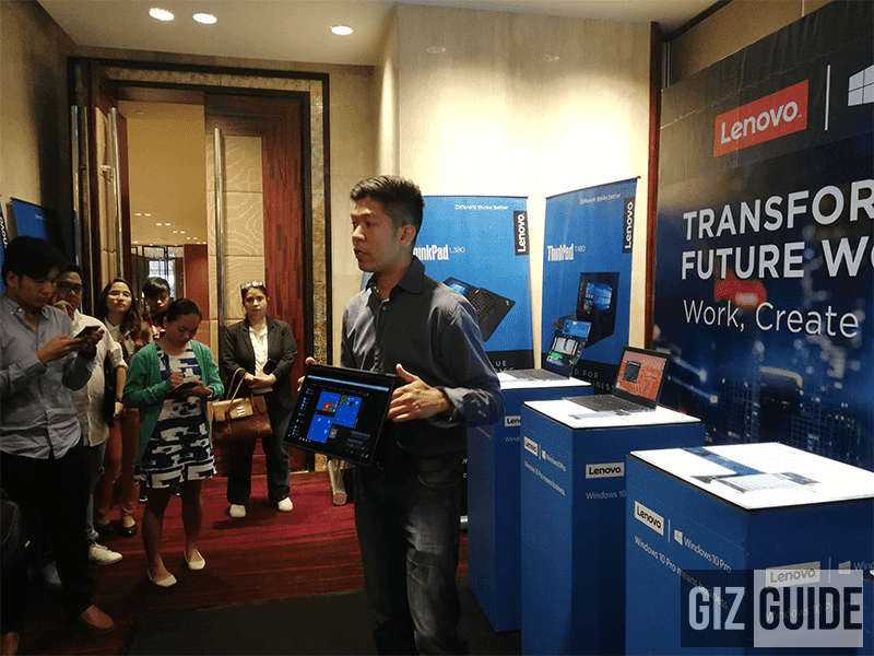 Lenovo launches 8th Generation ThinkPads and ThinkStations in the Philippines