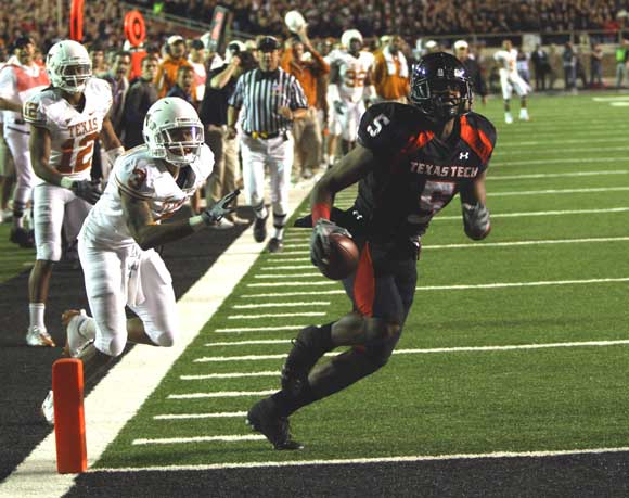 From the South Plains: Texas Tech Ring of Honor