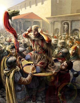 Risultati immagini per giuliano l'apostata nipote di costantino