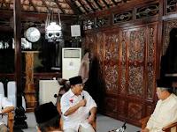 Ini yang Akan Dibahas Pada Pertemuan SBY-Prabowo Malam Ini