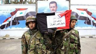 24 Tentara Syiah Nushairiyah Asal Latakia Tewas