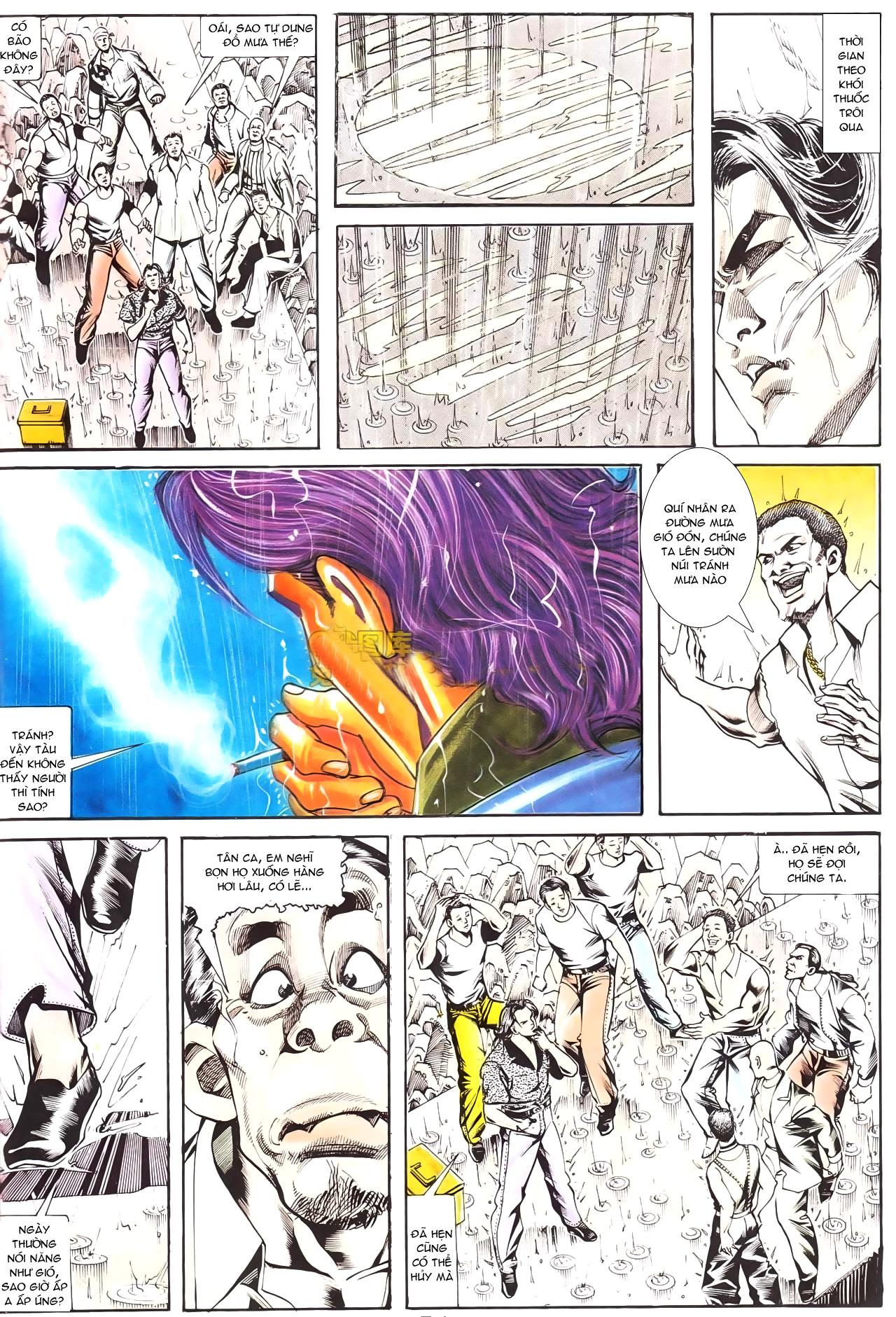 Người Trong Giang Hồ chapter 168: người đẹp dưới nước trang 10