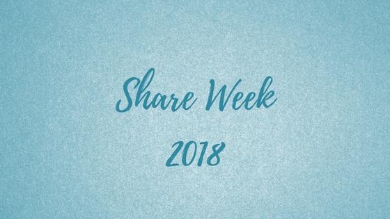 Wielkie święto blogosfery – share week 2018